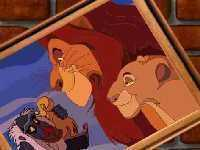 Picture of Lion King Puzzel