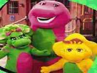 Picture of Barney Friends