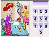 Picture of משחק הטלפון-להכרת המספרים