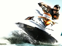 Picture of Jetski Racing