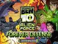 Picture of ben 10 forever defense