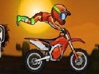 תמונה של אופנוע שטח