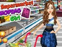 Picture of Shopping Girl