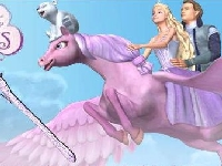 Picture of Barbie Magic Pegasus