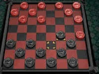 Picture of Checkers Board