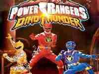 Picture of Power Ranger to the Rescue