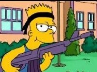 Picture of Bart Simpson