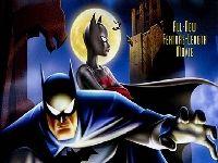 Picture of Batman save Batwoman