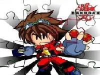 Picture of Bakugan Training Battle
