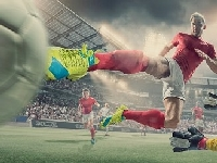 Picture of Soccer Volley