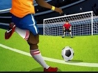 Picture of World Cup Penalty Kick