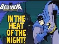 Picture of BatMan in the heat of the night