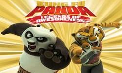 Picture of KongFu Panda Tigres Jump