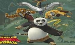 Picture of KongFu Panda World
