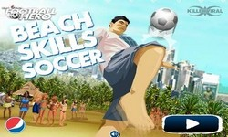 Picture of Beach Skill Soccer