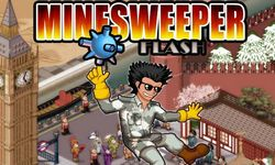 Picture of Flash Mineswheeper