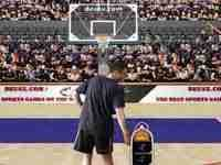 Picture of 3 point shootout
