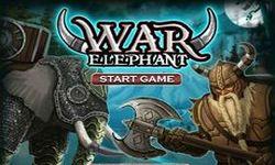Picture of elephants war