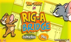 Picture of Tom and Jerry Rig a Bridge