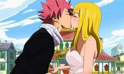Picture of Fairy Tail Kissing