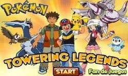 Picture of Pokemon: Towering Legends