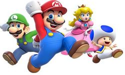 Picture of Mario Friends Rescue