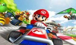 Picture of Mario Kart Racing
