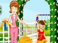 תמונה של גן משחקים לילדים