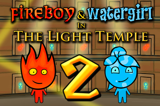 Picture of FireBoy and WaterGirl 2
