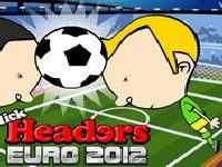 Picture of Headers Euro 2012