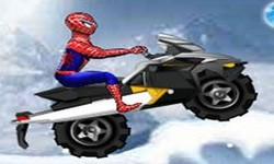 Picture of SpiderMan City drive