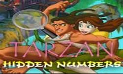 Picture of Hidden Numbers Tarazan