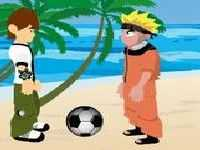 Picture of Beach Ball Game