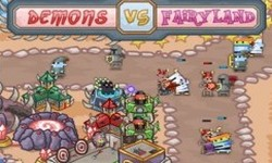 Picture of Demons vs Fairyland