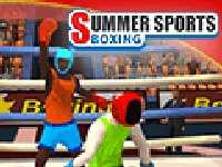 Picture of Summer Sports: Boxing