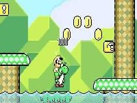 משחקי גוק  New Super Mario World II
