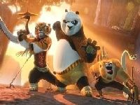 Picture of KongFu Panda Strikes