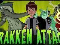 Picture of Ben 10 Krakken Attack