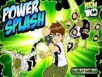Picture of Ben 10 Power Splash